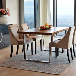 Krzesło-Flora-french-velvet